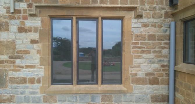 Ironstone Window